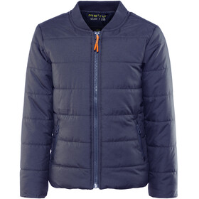 Meru Woodburn Padded Bomber Jacket Boys Navy